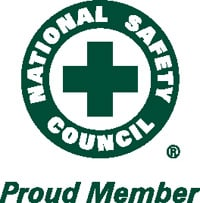 National Safety Council Proud Member Logo
