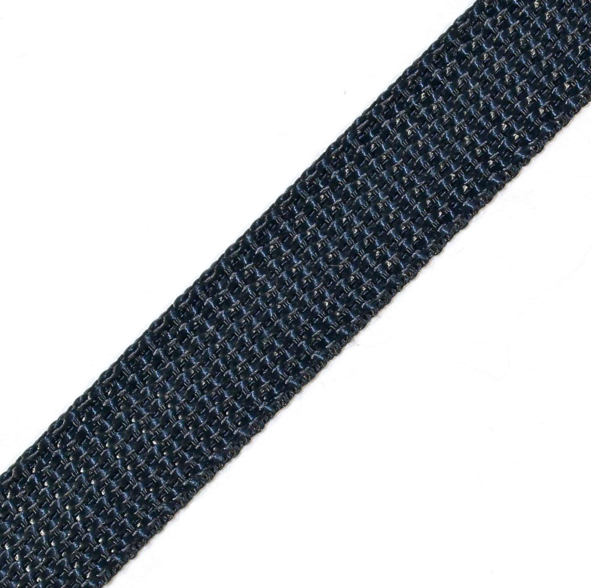 3/4″ Black Kevlar® Webbing