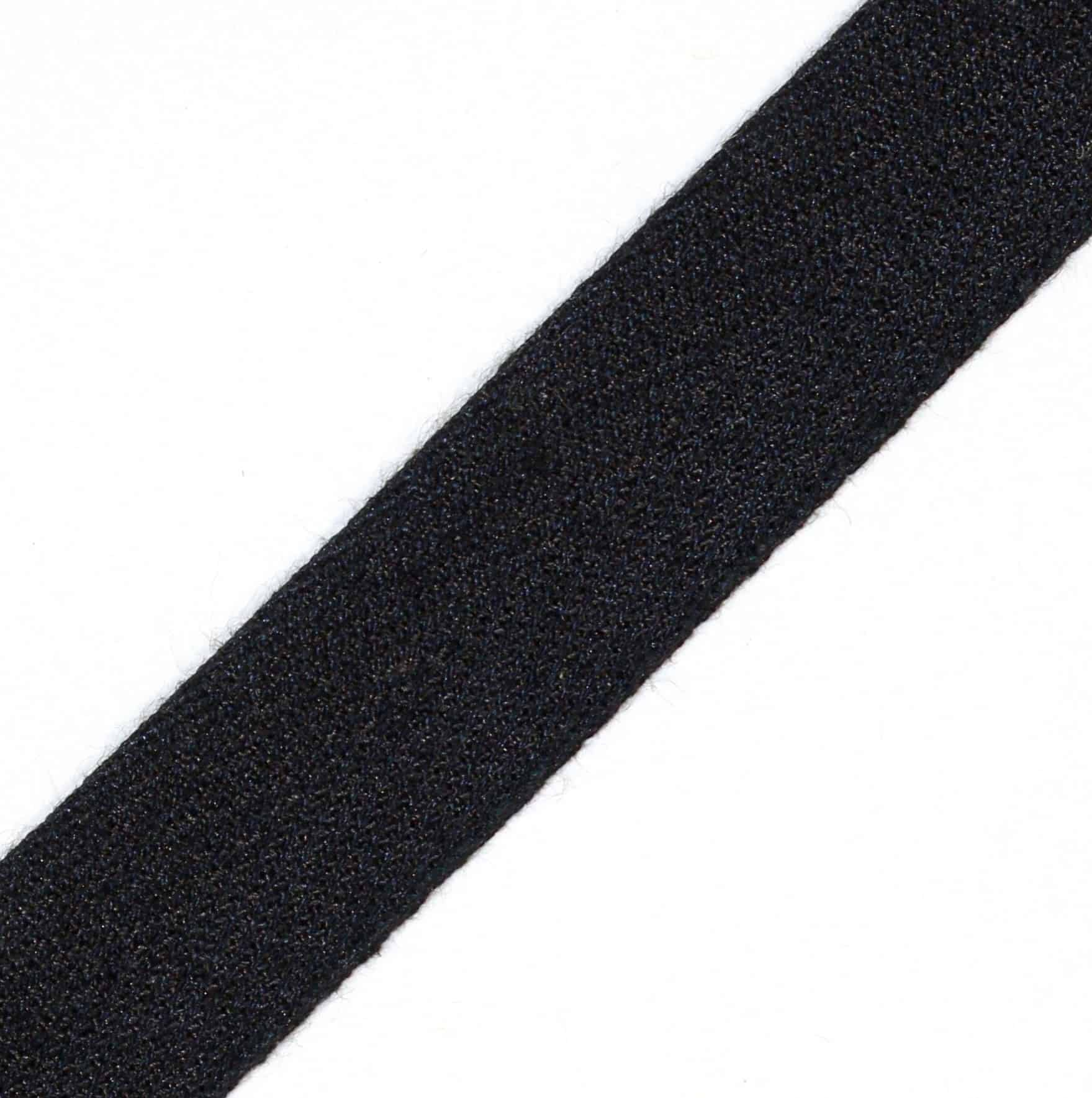 20mm Black Spun Kevlar® Tape Webbing
