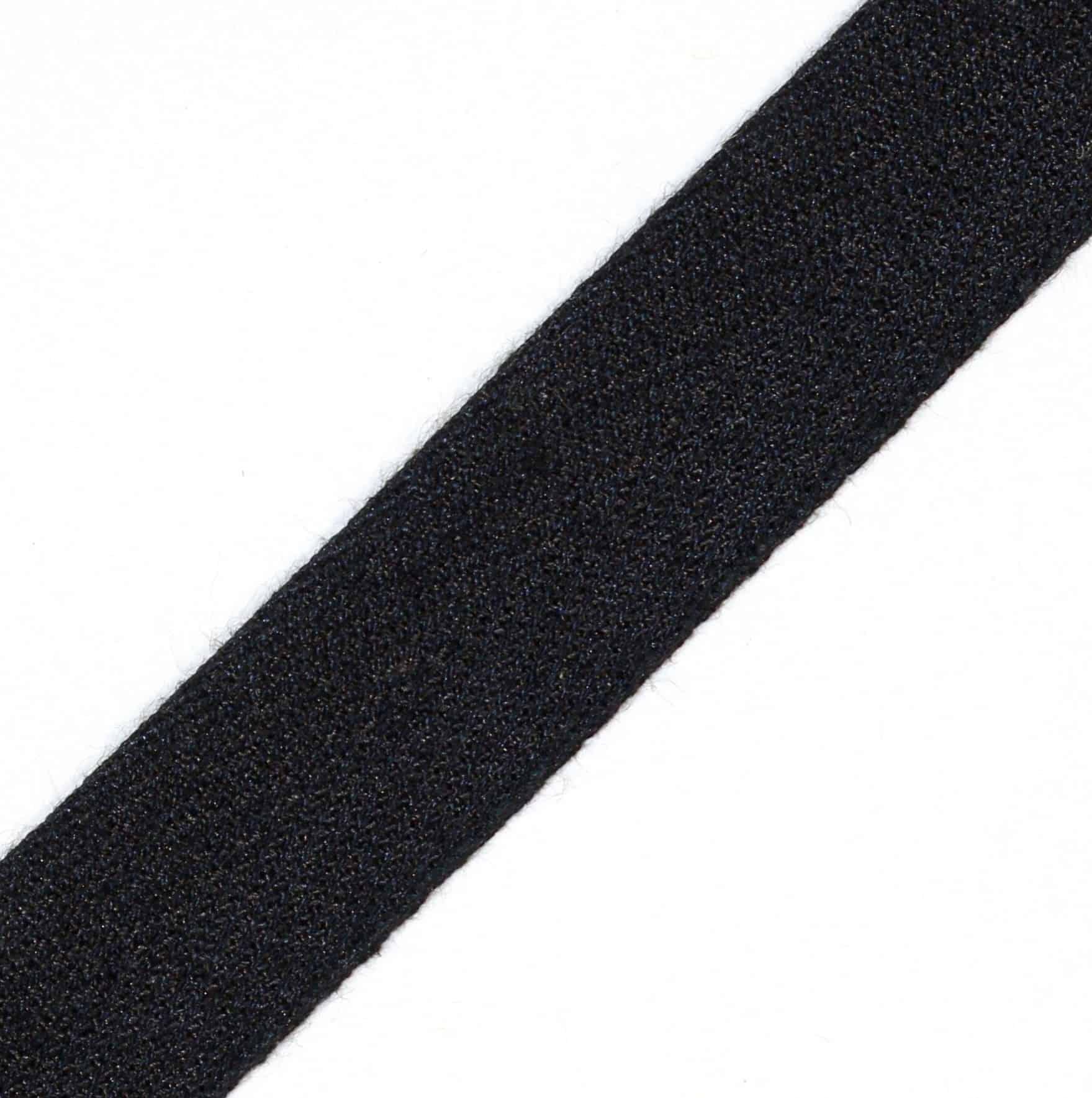 20mm Black Spun Kevlar® Tape Webbing