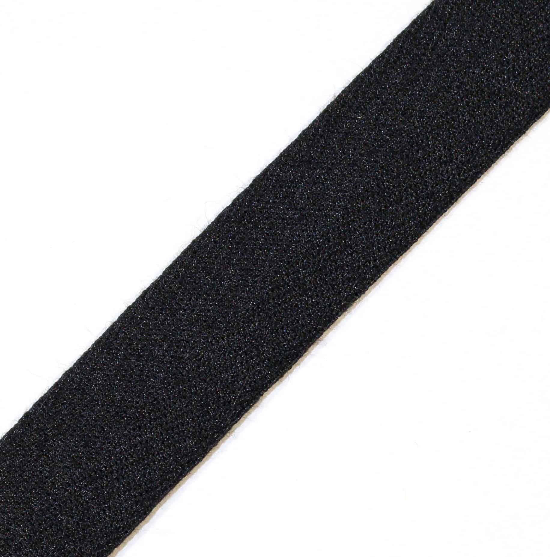 20mm Black Spun Nomex® Tape Webbing