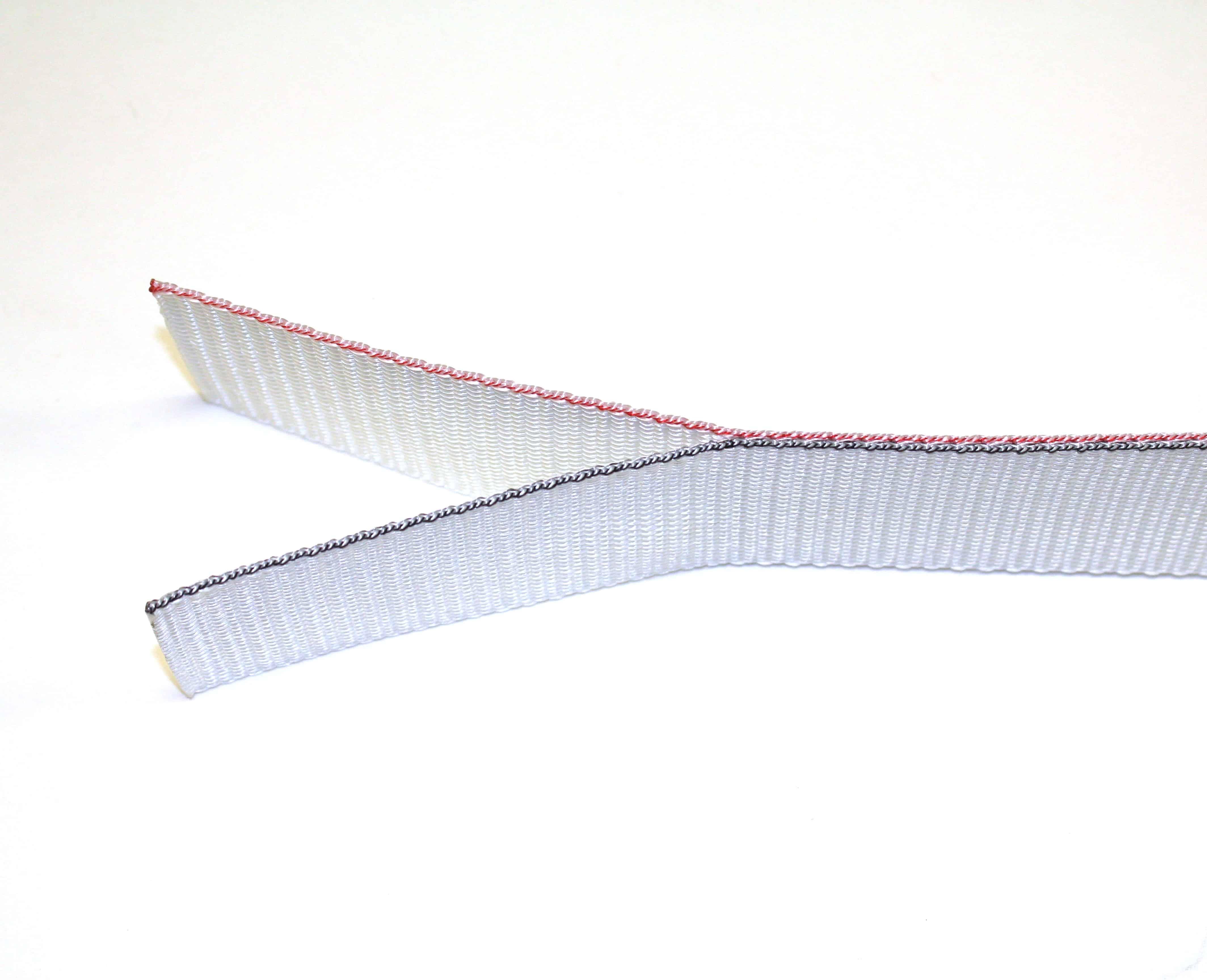 CSA Z259.11-05 Class E6 & ANSI Z359.13 6FT FF; 1.95″ Single Wing Natural Polyester Tear Webbing