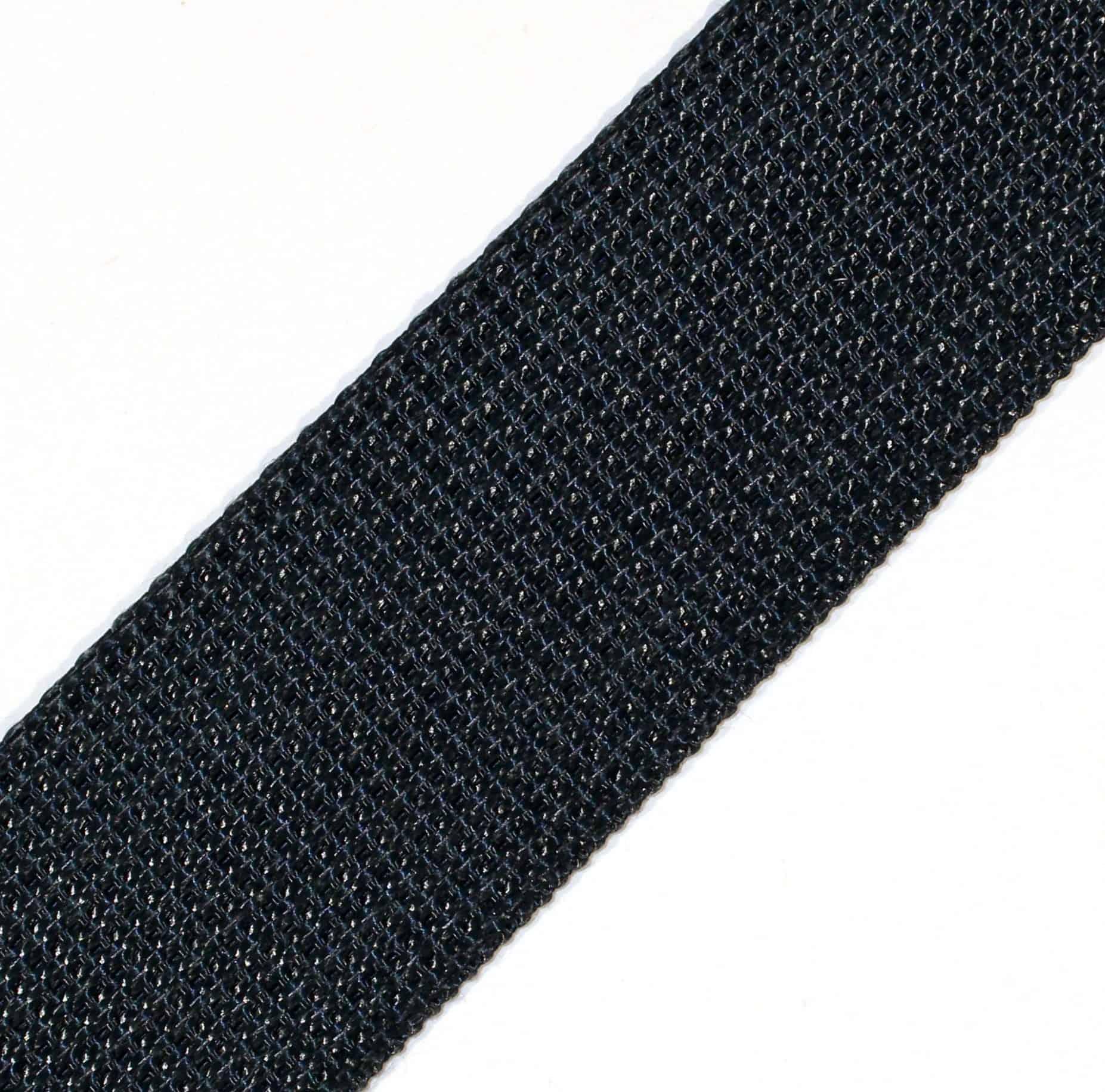 1-3/4″ Black Kevlar® Webbing