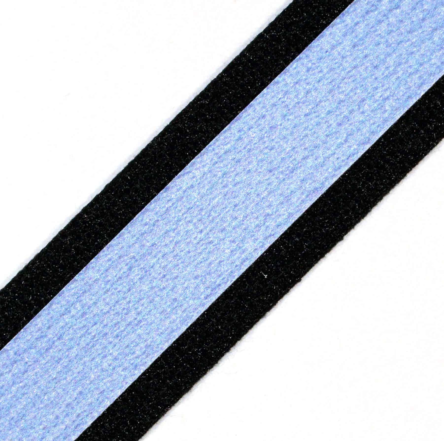 1-3/4″ Reflective Black Kevlar® Webbing with Orange Nomex® back